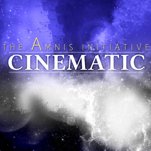 CINEMATIC cover design