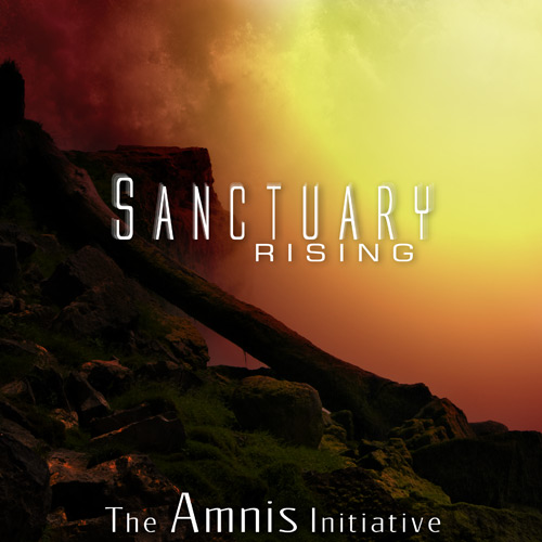 Sanctuary Rising cover design